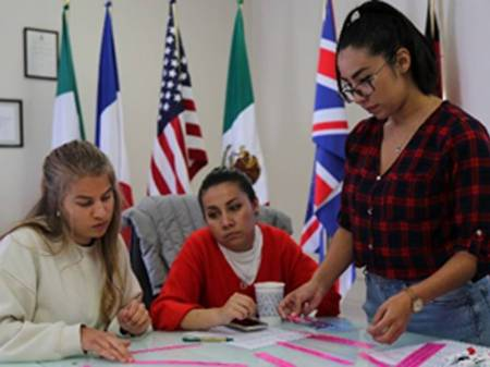Capacitó Instituto Goethe México a 21 docentes de alemán de la UAEH