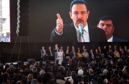 Celebra Hidalgo 151 años de creación 2