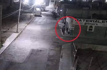 Con videovigilancia de C5i, tres detenidos tras presuntamente intentar abrir comercio materialista