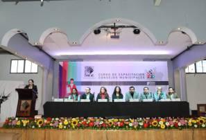 Concluyó primera capacitación que imparte el IEEH a integrantes de los 84 Consejos Municipales3