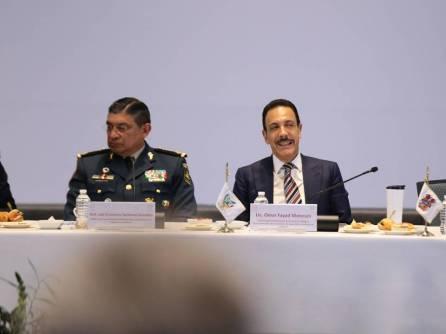 Consenso y coordinación, bases de la estrategia nacional de seguridad1