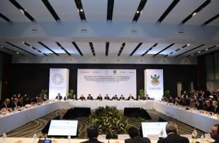 Consenso y coordinación, bases de la estrategia nacional de seguridad4