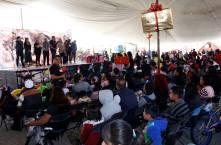 """Cuarto Festival """"Creando Sonrisas"""", beneficia a 250 niños tizayuquenses 4"""