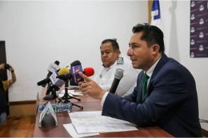 El alcalde Raúl Camacho Baños, destaca labor policial y acciones implementadas en favor de la seguridad pública de las y los mineralreformenses