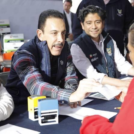 En audiencia ciudadana, reúne gobernador Omar Fayad a más de 2,600 habitantes de siete municipios 1