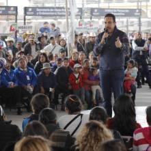 En audiencia ciudadana, reúne gobernador Omar Fayad a más de 2,600 habitantes de siete municipios 3