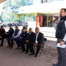 Entrega en Tizayuca nuevo equipamiento en materia de Seguridad Pública3