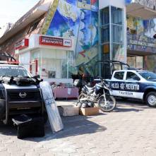 Entrega en Tizayuca nuevo equipamiento en materia de Seguridad Pública5