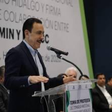 Fortalecer sector agropecuario y agroindustria para impulsar aún más el desarrollo de Hidalgo y del país3