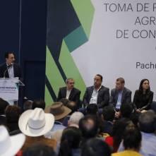 Fortalecer sector agropecuario y agroindustria para impulsar aún más el desarrollo de Hidalgo y del país4
