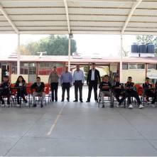 Gabriel García Rojas continúa apoyando a la educación de Tizayuca2