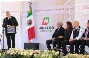 Gobiernos federal y estatal participaron en remembranza colectiva, a un año de la explosión en Tlahuelilpan1