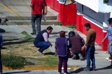 Hombre herido de bala al registrarse incidente vial en Pachuca.jpg