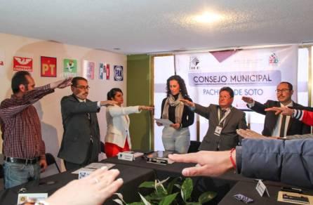 IEEH inicia instalación de los 84 Consejos Municipales Electorales4