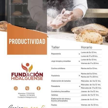Impartirá Fundación Hidalguense nuevos talleres para emprendimiento3