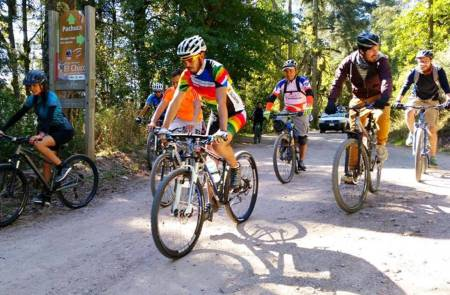 "INHIDE invita al próximo paseo ciclista ""Bici-tando tu Bosque""2"