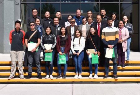 ITESA recibe siete estudiantes extranjeros para su semestre enero – junio 2020