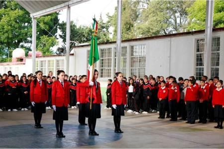 Miércoles 8 de enero, regreso a clases en Hidalgo
