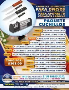 Ofrece Mineral de la Reforma 9° campaña de herramientas a bajo costo 7