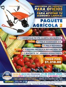 Ofrece Mineral de la Reforma 9° campaña de herramientas a bajo costo 8