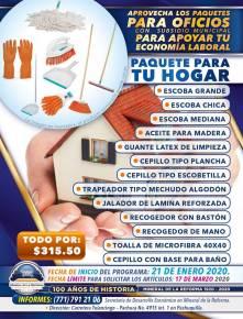 Ofrece Mineral de la Reforma 9° campaña de herramientas a bajo costo 9