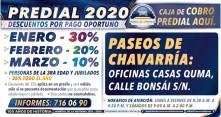 Ofrece Mineral de la Reforma, descuentos en pago predial 2020 y ventanillas de cobro en colonias3