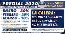 Ofrece Mineral de la Reforma, descuentos en pago predial 2020 y ventanillas de cobro en colonias5