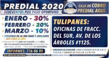 Ofrece Mineral de la Reforma, descuentos en pago predial 2020 y ventanillas de cobro en colonias6