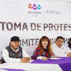 Participación activa de militantes prioridad del PESH4