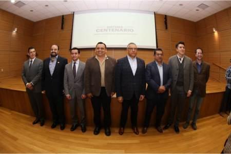 """Presentan el """"Sistema Centenario"""", con el cual se pretende mejorar el servicio a la ciudadanía2"""