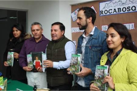 """Presentan la """"Guía de Boulder"""" de Mineral del Chico en la Secretaría de Turismo Hidalgo"""
