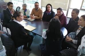 Presentan sindicatos de la UAEH pliego petitorio ante Junta de Conciliación y Arbitraje3