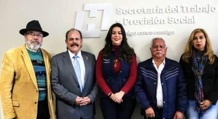 Primeros sindicatos en Hidalgo modifican sus estatutos para la Reforma Laboral