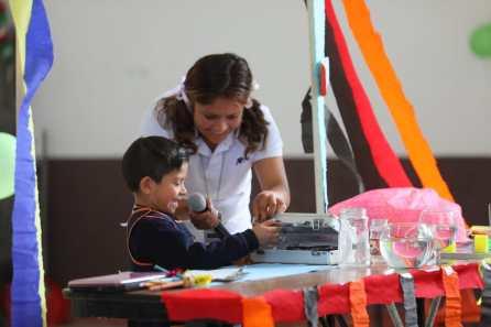 Promueve DIF Municipal Feria Interactiva de Ciencias en sus CAIC´S4