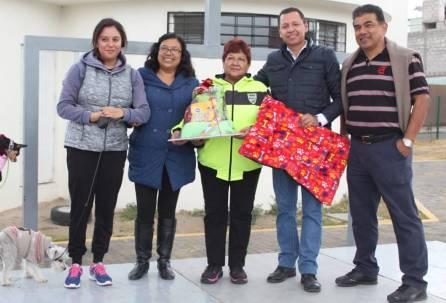 Realiza Mineral de la Reforma caninata en Campestre Villas del Álamo1