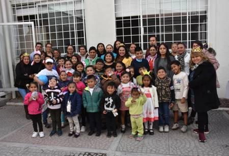 Realizan festejo de Reyes Magos con alumnos- pacientes del Hospital General de Pachuca1