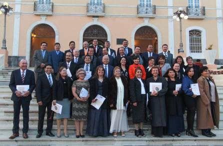 Reconoce UAEH a generación de abogados en su 35 aniversario como egresados2