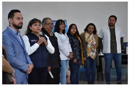 Se lleva a cabo en la SEPH Campaña de Salud Bucal Sonrisa Sana
