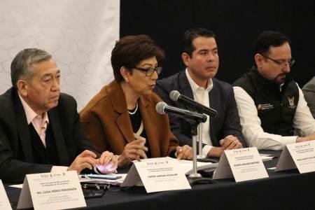 Se suma Poder Judicial al Reto de 100 Días para reducir delitos en Tula