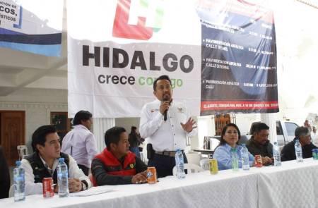 SOPOT beneficia con obras a la comunidad de El Alberto en Ixmiquilpan1