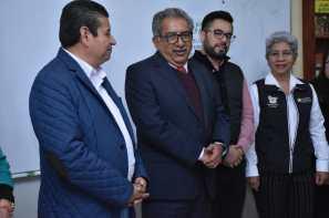 Supervisa secretario Atilano Rodríguez los trabajos del Consejo Técnico Escolar