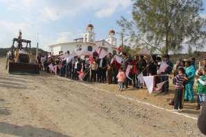 Zempoala, inicio de guarniciones en Buenavista