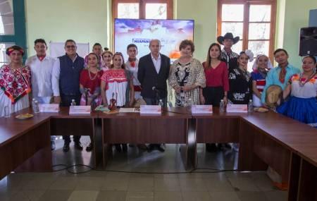 "1er Concurso Nacional de Huapango, ""Los Llanos de Apan 2020"""