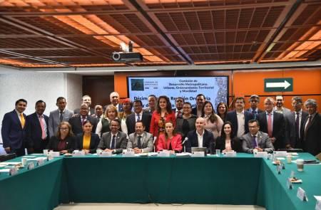 "Aporta Hidalgo a fin de construir ""Ciudadanía metropolitana"" 2"