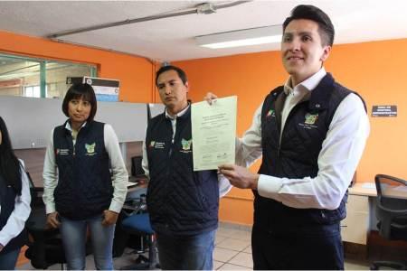 Asesora Contraloría de Hidalgo a Zacatecas para la certificación de un laboratorio