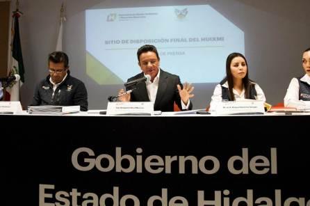 Benjamín Rico convoca al diálogo al Ayuntamiento de Pachuca y ejidatarios para resolver la problemática del relleno sanitario del Huixmí4