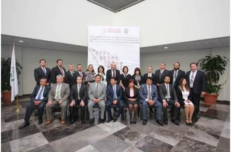 Claudia Díaz Pérez tomó posesión como nueva titular de la representación del IMSS en Hidalgo2