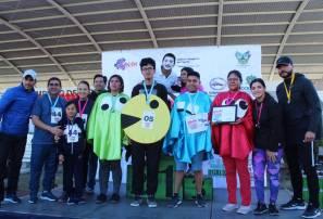 """Con gran éxito INHIDE realizó la carrera atlética recreativa """"Corriendo juntos 2020""""2"""
