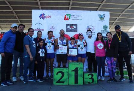 """Con gran éxito INHIDE realizó la carrera atlética recreativa """"Corriendo juntos 2020""""3"""