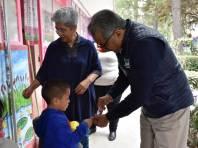 Con un gobierno cercano a la gente, en Hidalgo se impulsa a la educación 1